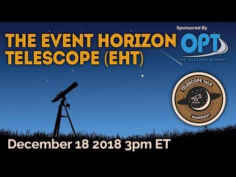 The Event Horizon Telescope (EHT)