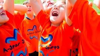 Unbeatable fun at A-Star Sports - inspiring children through sport