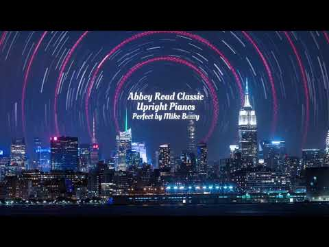 Abbey Road Classic Upright Pianos - Perfect by Mike Barry