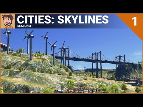 Let's Play Cities: Skylines - Part 1 (Season 3)