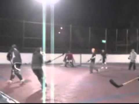 Cranston Street Hockey 09 Nov 2011   RAW Footage with Italia.wmv