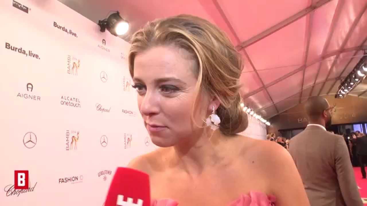 BUNTE TV -  Nina Eichinger: So funktioniert ihre Liebe
