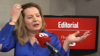 Joice: Dilma torra dinheiro do Brasil com tropa petista na Europa