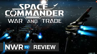Space Commander: War and Trade (Switch) Review (Video Game Video Review)