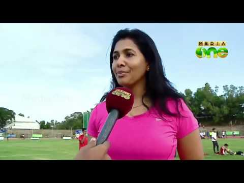 Anju bobby george on kerala athletic development