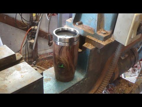 Woodturning: The Coffee Mug
