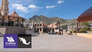 En pueblo fantasma de Zacatecas solo viven 3 personas