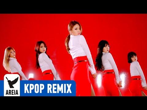 AOA - Miniskirt | Areia K-pop Remix #136