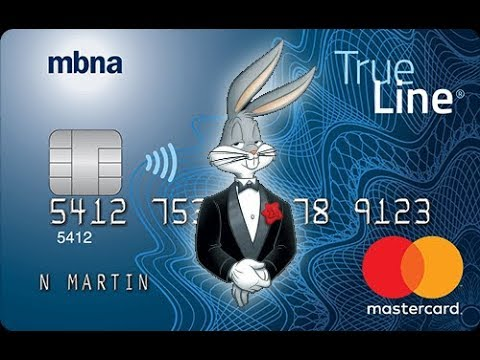MBNA TrueLine Review - Your Emergency Fund Credit Card