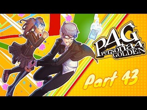 YU THE FRIEND MAGNET | Persona 4 Golden - Part 43