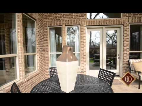 Darling Homes Sienna Plantation Patio Plan 5136B