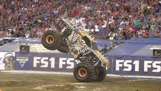 Max D Driver Tom Meents' Stoppies in Nashville 2017