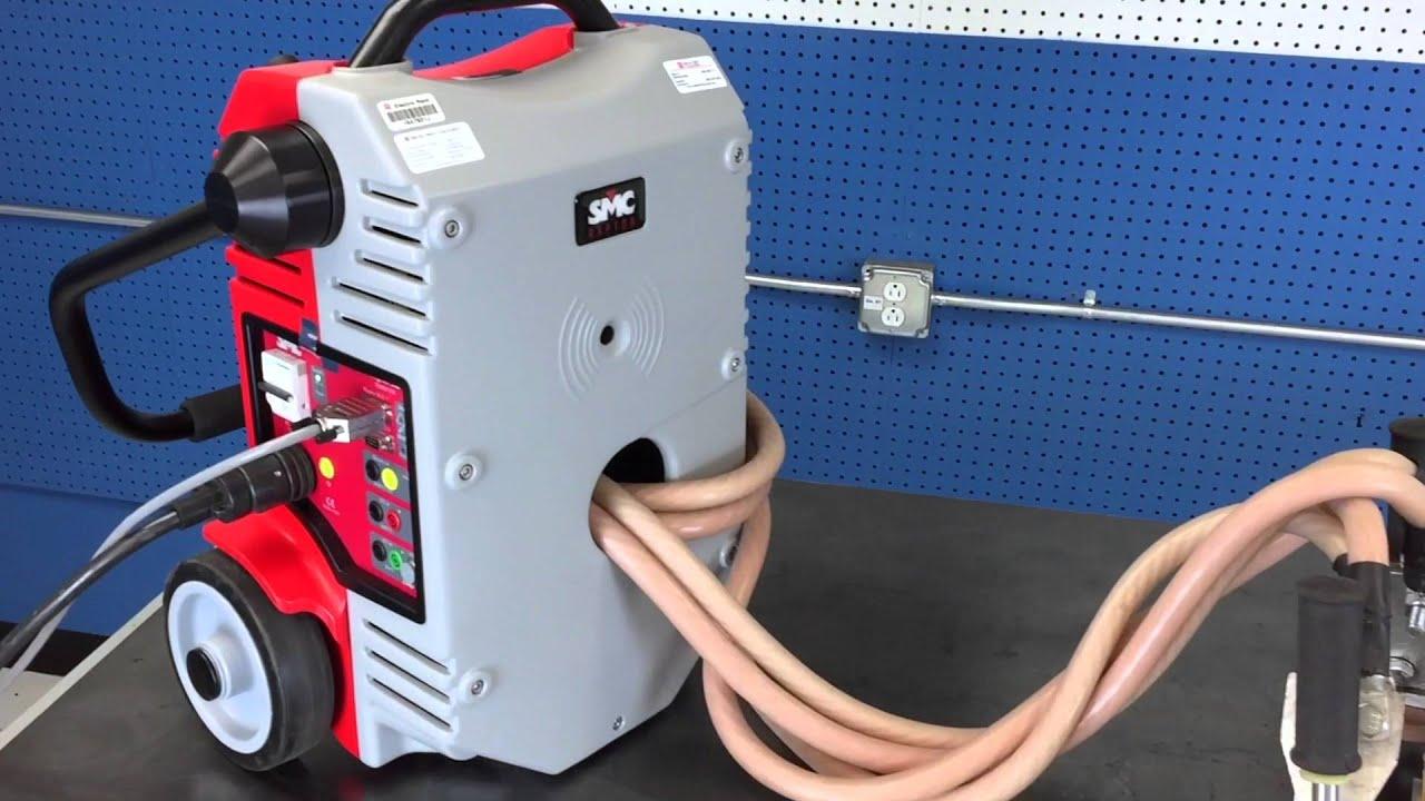Raptor primary test system - SMC