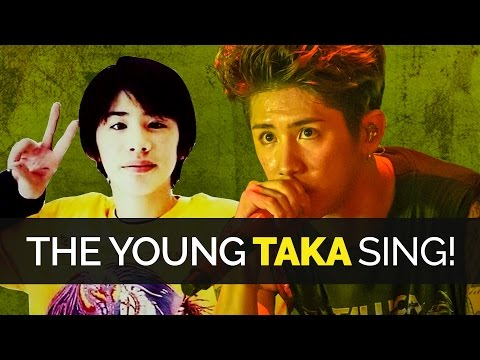 The Young TAKA Sing! #onceuponatime