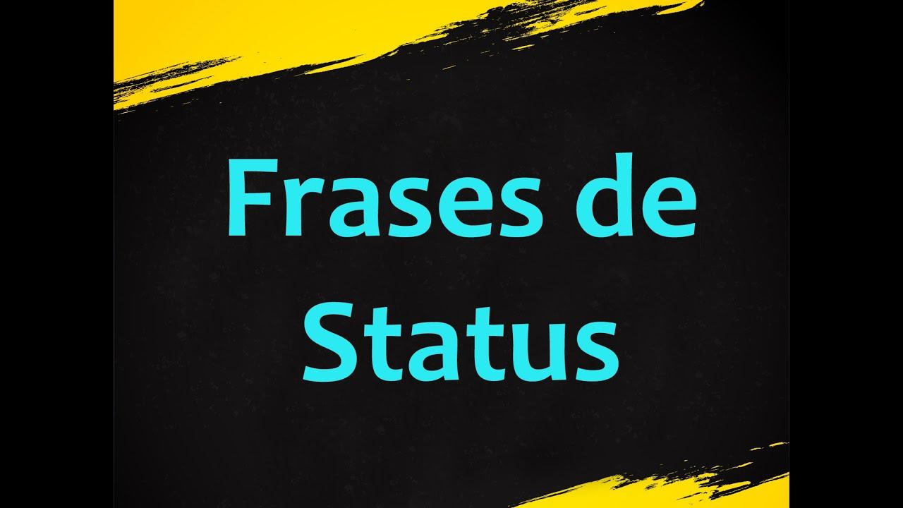 Melhores Frases Youtube: Melhores Frases Status E Pensamentos