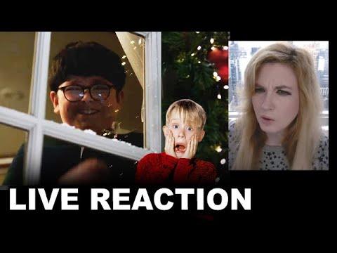 Home Sweet Home Alone Trailer REACTION - Disney Plus