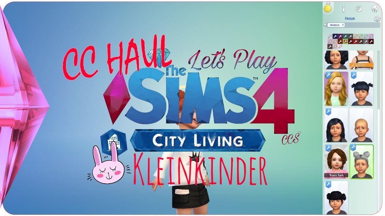 Custom Content Für Kleinkinder Die Sims 4 Cc Haul Deutschgerman