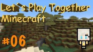 Let's Play Together Minecraft #06 [Deutsch] [HD] - Wo ist diese sch**ß Höhle