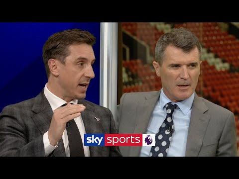 Sky Sports debate: Gary Neville and Roy Keane discuss how important staying grounded is to a footballer's success