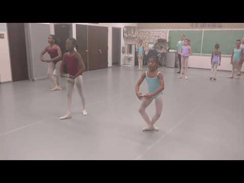 Ballet III/IV sissone exercise - Kenwood School of Ballet