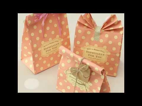 絕對讓你在眾多情敵中勝出!3款「紙袋包裝術」大公開♡|CCHANNEL DIY