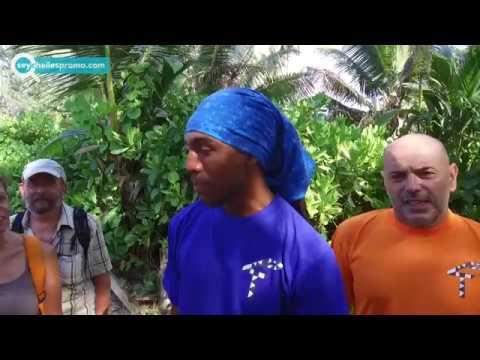 Seychelles #1 of top tours guide - La Digue Paradise Tours - Henry Bibi