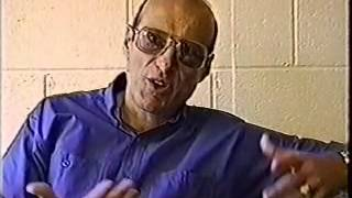 1993 Gunther K Russbacher CIA/ONI interview intel operations, Savings & Loan scandal