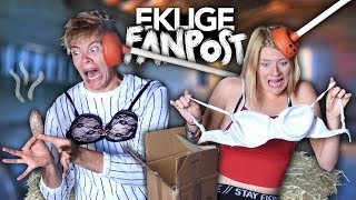 THE MOST DISGUSTING FAN PACKAGES IN THE WORLD | Joey's Jungle