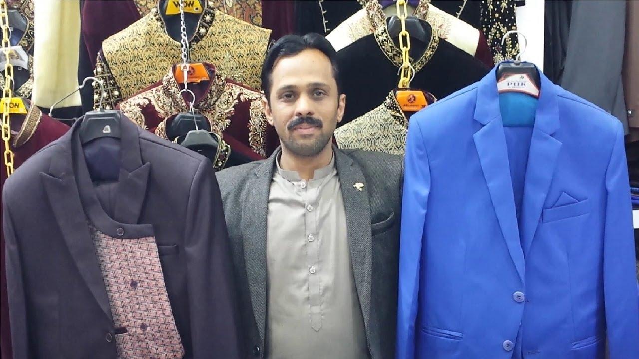 Top 3 New Sastay Stylish Coat Pant For Men Cheap Rates New Design Of 2020 Faisalabad Pakistan Youtube