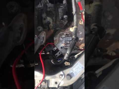 acura rsx engine mount swap