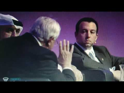 BMSF Chairman joins Panel on Qatar Conference London 2017
