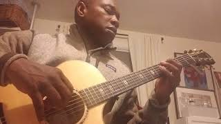 favorite  drop d tuning tunes- bach cello suite, i-ll be there, promiseland - taylor