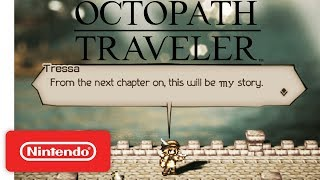 Octopath Traveler - Paths of Purchase and Potions Info Trailer - Nintendo Switch