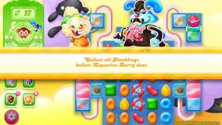 Candy Crush Jelly Saga Level 1583 (No boosters)