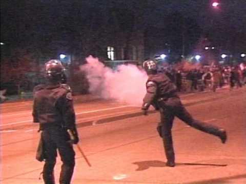 Boulder, CO Riot