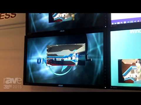 ISE 2015: SEADA Showcases Their SolarWall Elite Video Wall Controller