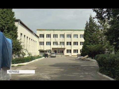 Злива затопила школу №22 в Чернівцях, а все через недбалість підрядника