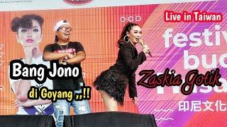 Gambar cover BANG JONO DI GOYANG ZASKIA GOTIK    TAIWAN