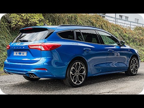 2019 New Focus Estate 1 0 St Line Big Trunk Youtube