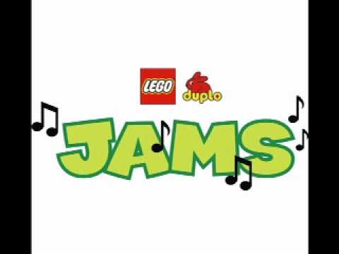 Lego music - Duplo: Build with Letters Song