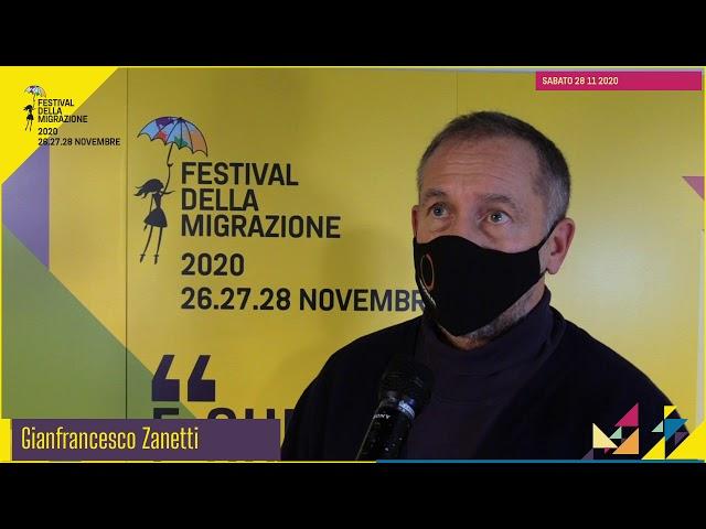 Festival migrazione 2020 // Tavolo Attualità Politica // Intervista Gianfrancesco Zanetti