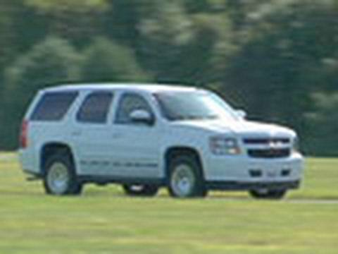 Chevy Tahoe Hybrid Review Consumer Reports