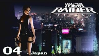 [HD-ITA] Tomb Raider Legend Pt. 4 - Japan - [TR Trilogy PS3]