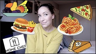 WHAT I EAT IN A DAY!🌮🥪🍔