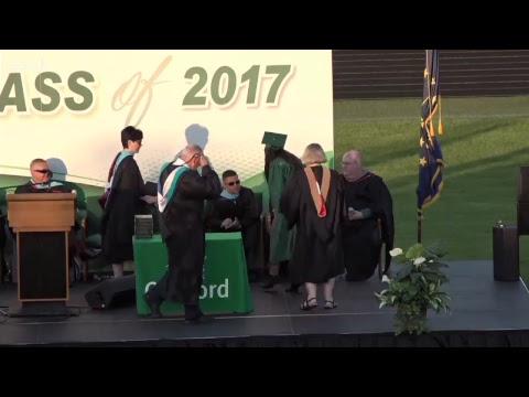 2017 Concord Community High School Graduation Ceremonies