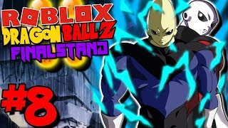 JIREN RACE VS FUTURO! ¡EL NIVEL DE NIVEL MUCHO YET! Roblox: Dragon Ball Z Final Stand (Jiren) - Episodio 8
