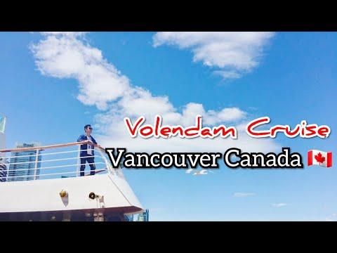 Cruise Ship Tour - Exploring Vancouver Canada