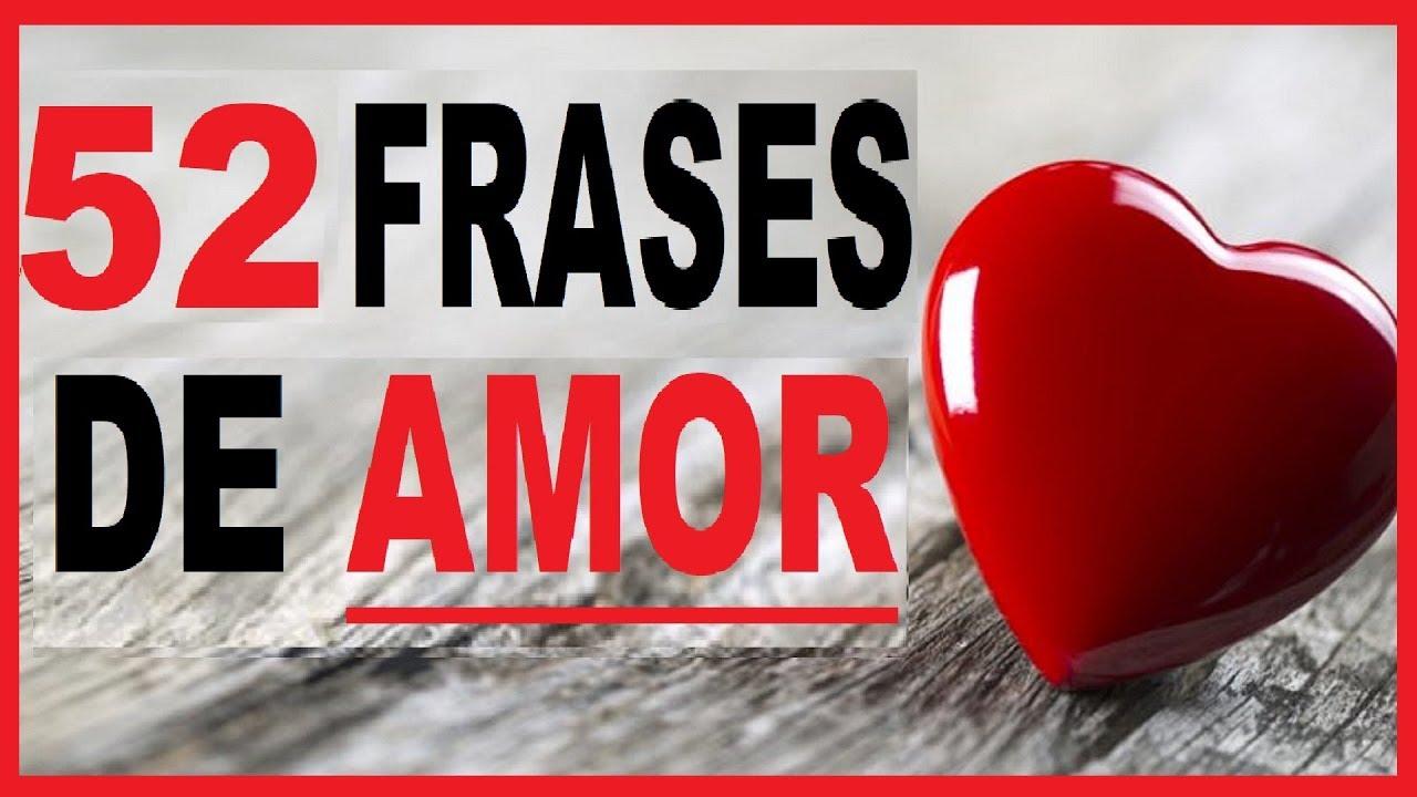 52 Frases De Amor Cortas Y Bonitas Para Dedicar