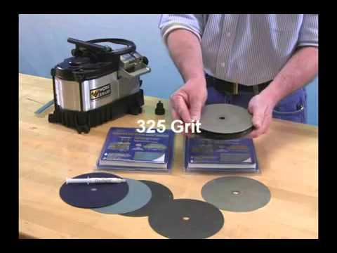 DMT Work Sharp MagnaDisc Sharpening System | OsoGrandeKnives