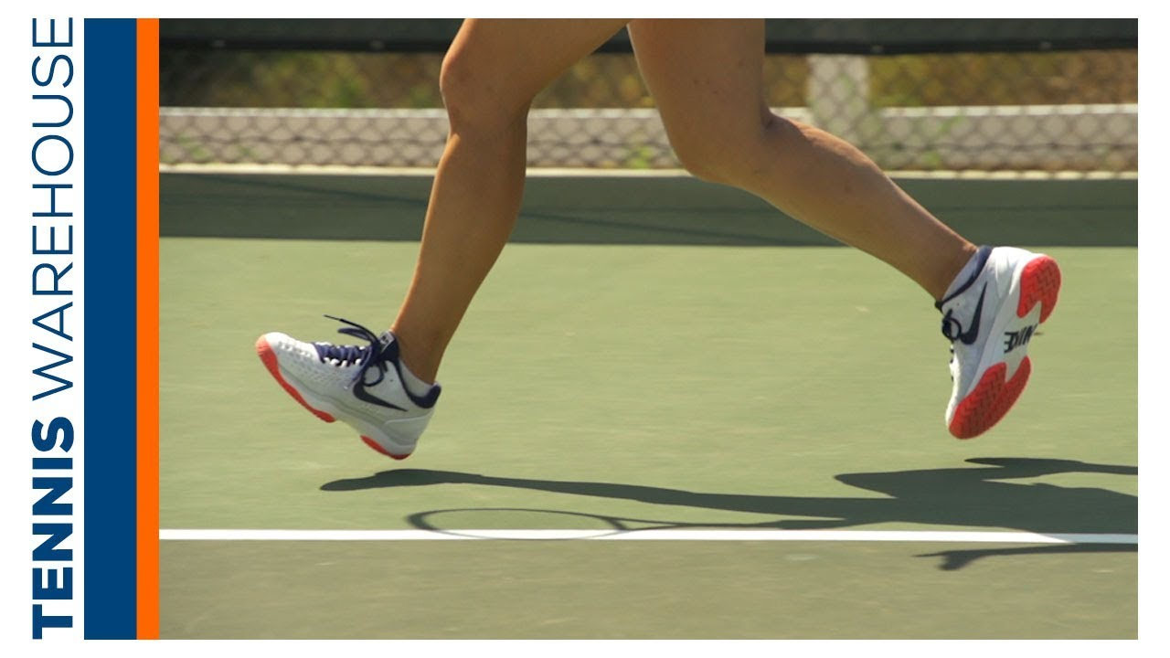 Speed vs. Stability tennis shoes
